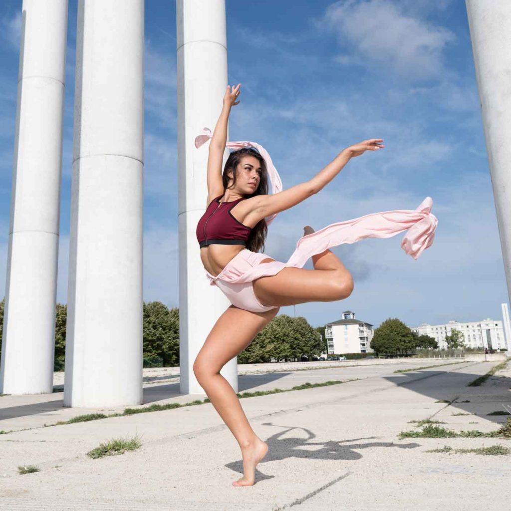 danseuse aux 12 colonnes